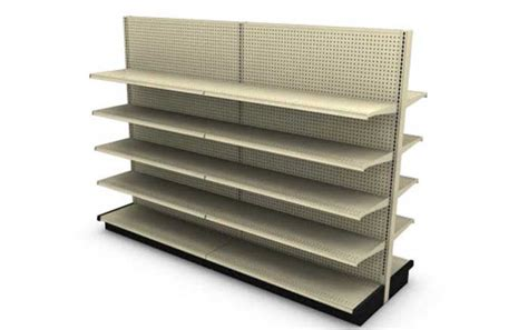 used store fixtures used gondola shelving store displays