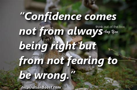Confidence Quotes 25 Stirring Quotes About Confidence