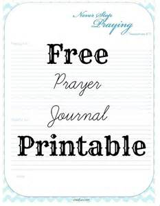 25 best ideas about prayer journal printable on pinterest