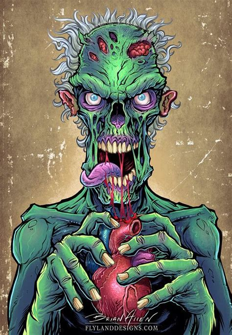 Design Art Zombie | 25 best ideas about zombie art on pinterest zombies
