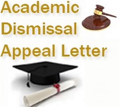 Academic Progress Explanation Letter Yorku academic academic dismissal appeal letter