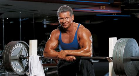 Not So Big House Plans by Train Like Vince Mcmahon Wwe Muscle Amp Fitness