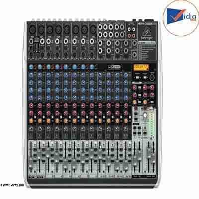 Mixer Behringer Qx2222usb mixer s 226 n khấu behringer xenyx qx2222usb vidia shop