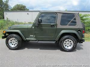 2006 jeep wrangler x 4x4 road soft top 2dr suv