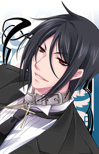 Sebastian Michaelis Ka Krs 01 by The Gallery For Gt Black Butler Yaoi