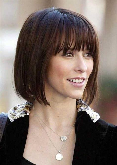 bangs hairstyles with bangs gallery page 35 inverted bob hairstyle with blunt bangs hairstyles