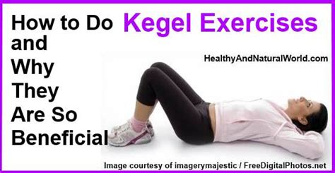How To Do Pelvic Floor Exercises by Pelvic Floor Muscles Pc Kegel Exercises And