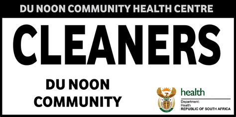 cleaner jobs in cape town cleaning jobs in cape town department of health ochtend