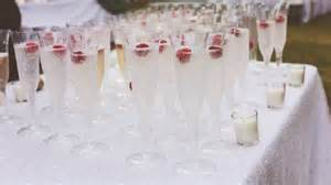 kara s party ideas champagne glasses from an elegant white