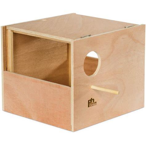 nest box cockatiel nest box 1106 prevue pet products