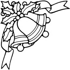 christmas bells coloring pages coloring