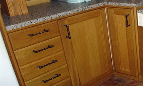 Cabinet Door Pull Placement Kitchen Cabinet Door Knob Placement Proper Kitchen
