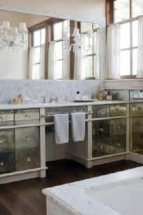 borghese mirrored bathroom vanity design ideas