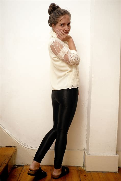 how to wear disco pants oh my style affordable fashion disco pants and lace oh yeah stylonylon