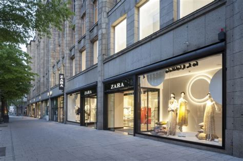 Zara Hamburg Shop by So Kann Shopdesign Aussehen Zara In Hamburg Ixtenso