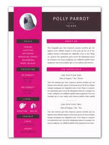 Resume Indesign Template by Indesign Free Templates