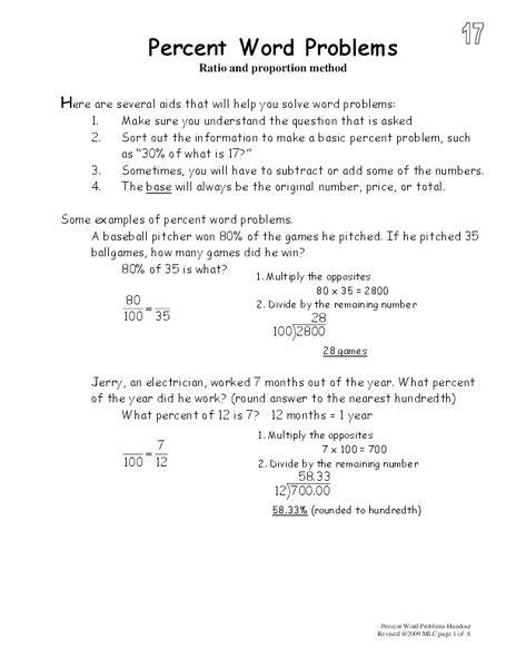 convert pdf to word header problem all worksheets 187 percentage word problems worksheets pdf