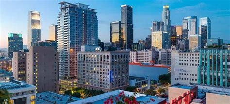 new year downtown los angeles 2016 10 luxe hotels in downtown los angeles smart meetings