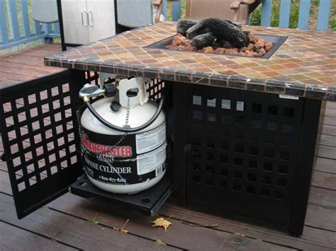 diy pit table diy pit table propane pits