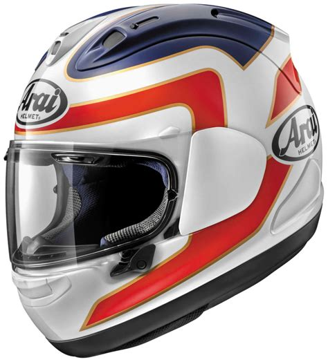 Helmet Arai Spencer 872 96 arai corsair x freddie spencer replica 250171