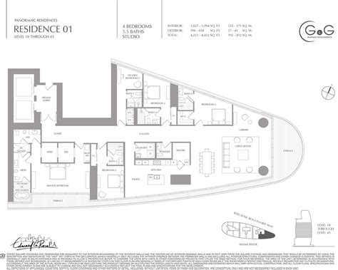 stanton glenn apartments floor plan 47 st 301013 25 contemporist drawings 100 stanton