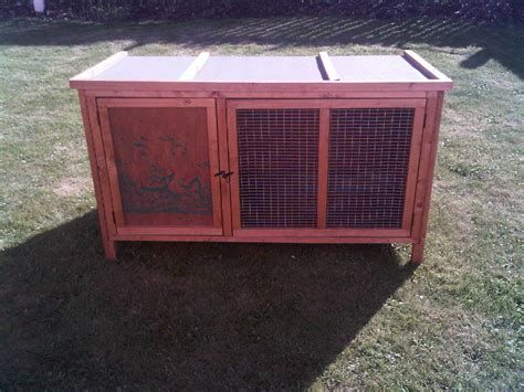 Poppy Den Rabbit Hutch poppy den guinea pig and rabbit hutch for sale items wirral wikiwirral co uk