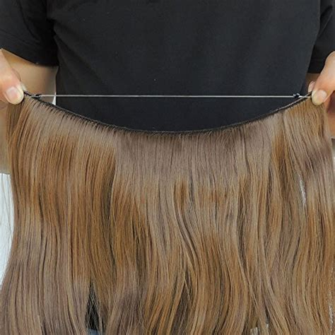 wavy layered halo extensions buy secret halo hair extensions flip in curly wavy hair