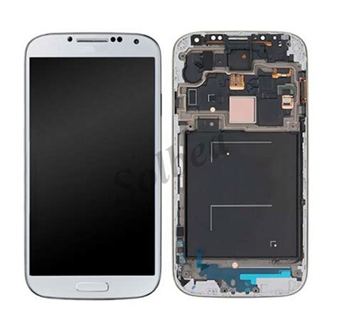 Lcd Touchscreen Samsung Galaxy S4 Original buy original lcd display touch screen digitizer frame replacement assembly samsung galaxy s4 siv
