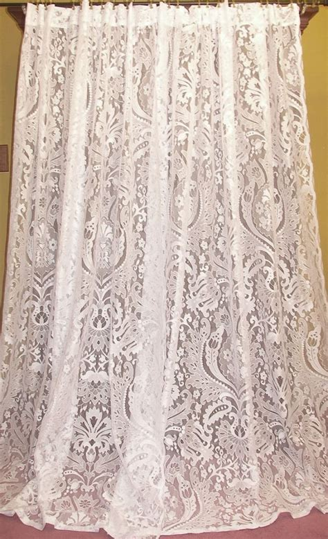 floral lace curtains 222 best vintage lace curtains images on pinterest