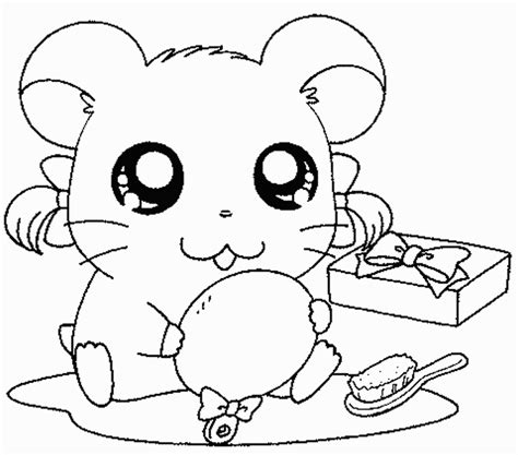 hamtaro coloring pages coloringpagesabc com