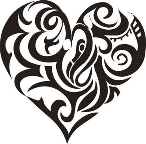 heart tattoo designs the body is a canvas