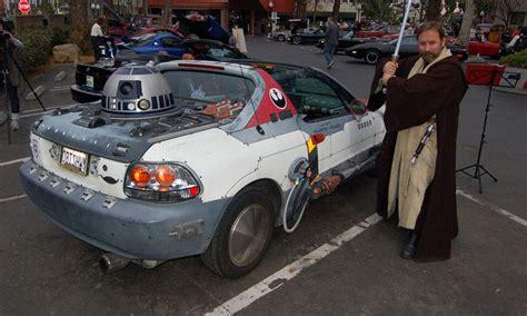 Star Wars Auto by 15 Crazy Star Wars Cars Fast Car