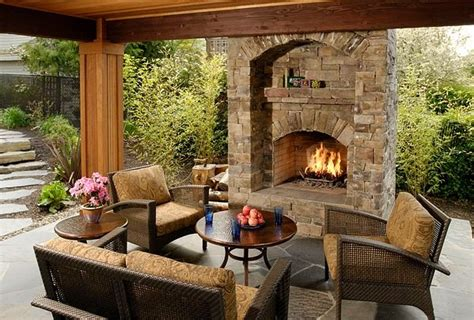 backyard fireplace plans outdoor fireplace portland or photo gallery
