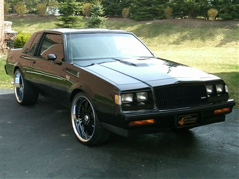 1987 buick grand national gnx i want this cars