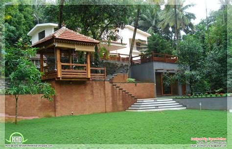 Landscape Architecture Kerala 14 Beautiful Villa Elevations Kerala House Design