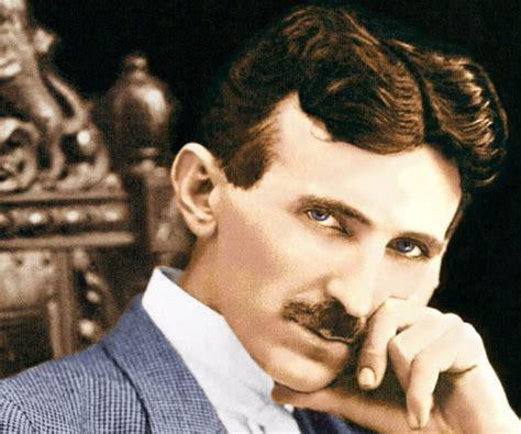 Nikola Tesla Biography Nikola Tesla Biography Childhood Achievements