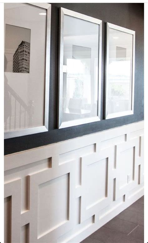Wainscoting Bathroom Ideas Pictures by Decor Wainscoting Pictures Is A Stylish Way To Add