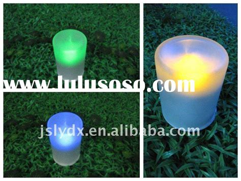 solar led candle l led solar candle led solar candle manufacturers in
