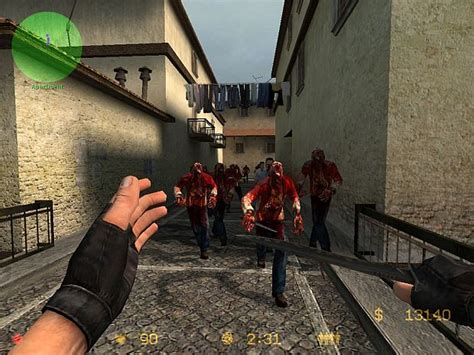 mod game zombie counter strike gets a zombie spin off den of geek
