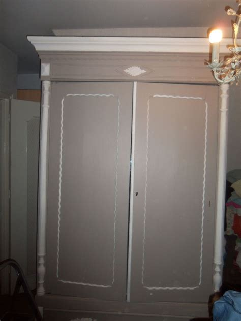 Relooking Armoire by Armoire Relook 233 E Les Cr 233 Ations De Scrapochat