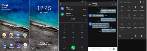 Themes For Samsung Quattro | themes thursday ecco i migliori quattro temi di samsung