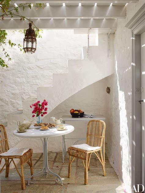 greek island homes  incredible views