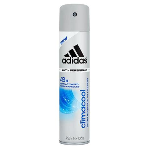 Adidas Deodorant adidas climacool antiperspirant deodorant 250ml