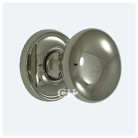 Chrome Door Knobs 1757cov Cushion Door Knobs Concealed Brass