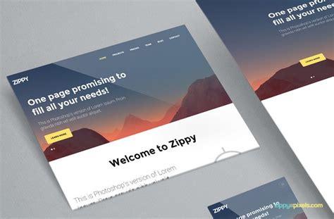 web design mock up sle free perspective website mockup zippypixels mockups