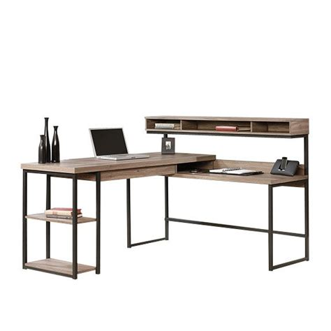 sauder transit l shaped desk 32 best furniture images on computer desks