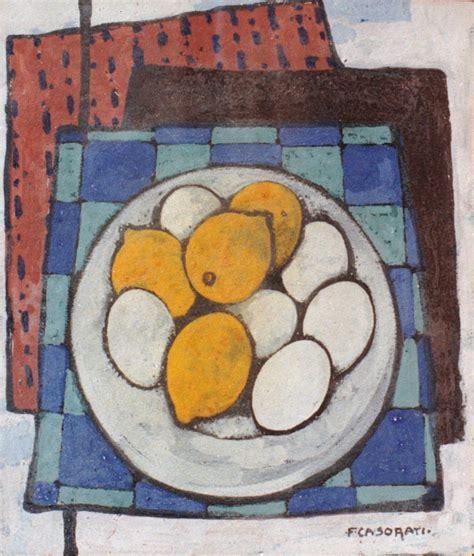 felice casorati pavia felice casorati uova e limoni 1943 artribune