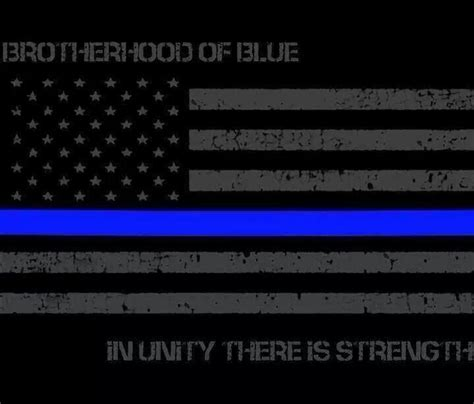 law enforcement wallpaper for mac brotherhood of blue trey pinterest blue