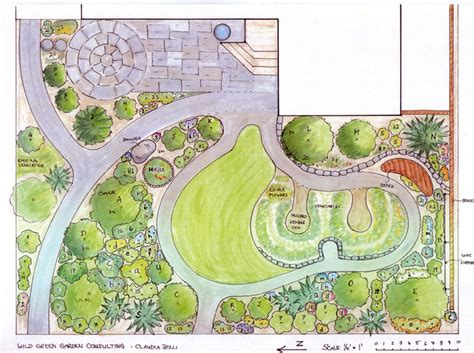 Permaculture Garden Layout Permaculture Garden Layout Permaculture Gardening And Permaculture Design Patterns In