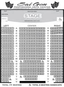 spac seating chart with numbers saigon performing arts center spac vietface tv directv